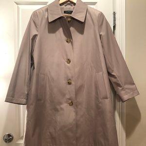 New Ralph Lauren Trench Coat (L)